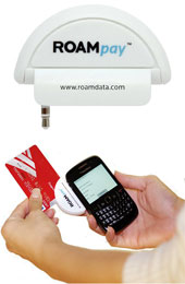 RoamPay mobile payment processing solution